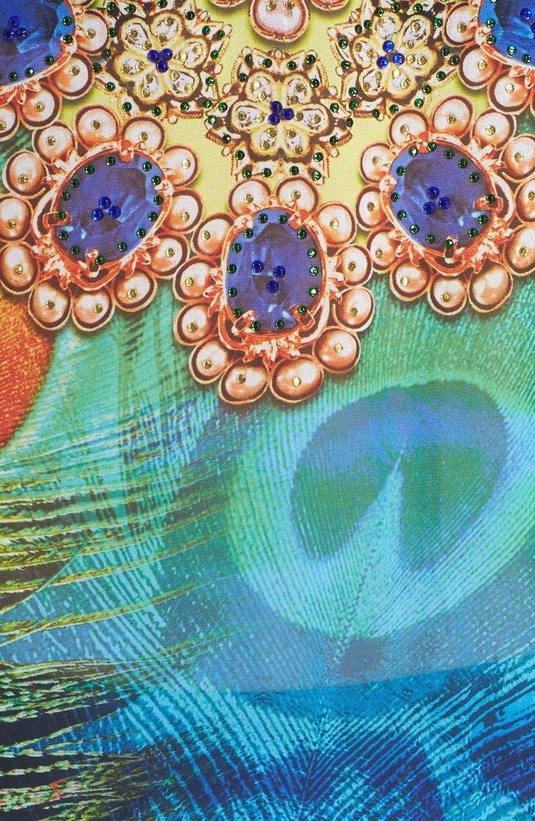 Alternate Image 5  - Asa Kaftans Kashmir Short Kaftan