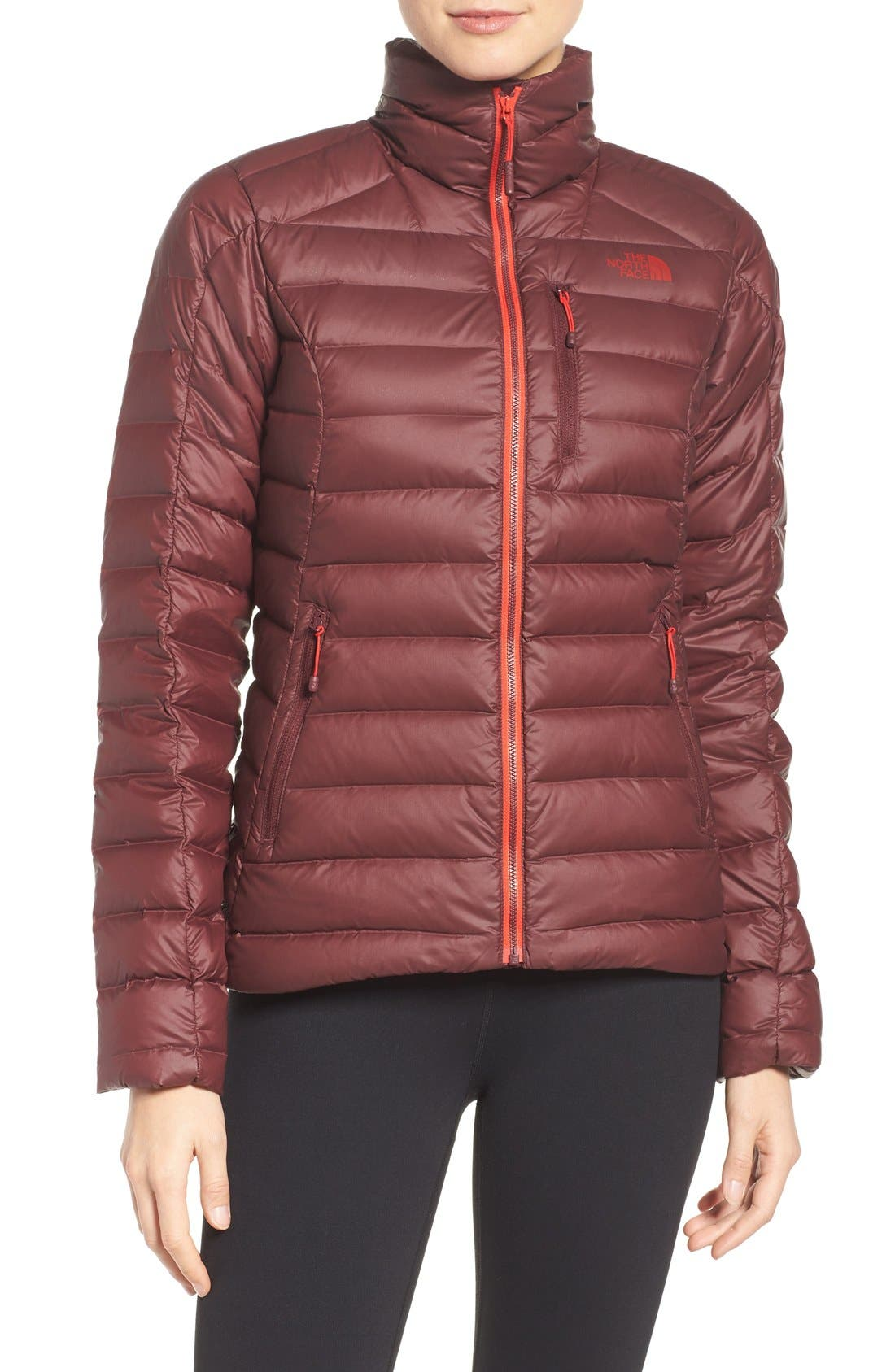 Alternate Image 1 Selected - The North Face Polymorph Down Jacket