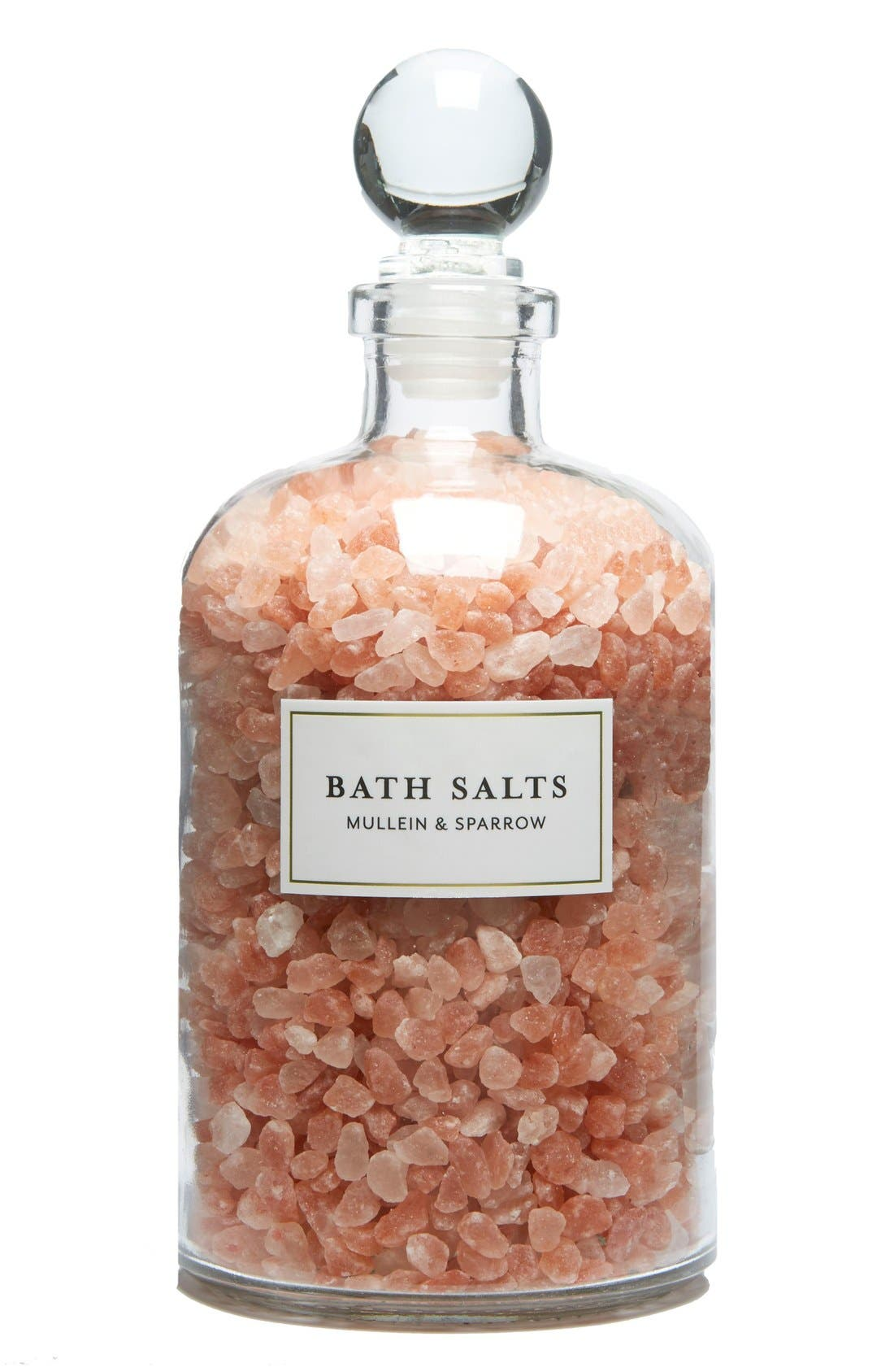 Alternate Image 1 Selected - Mullein & Sparrow Bath Salts