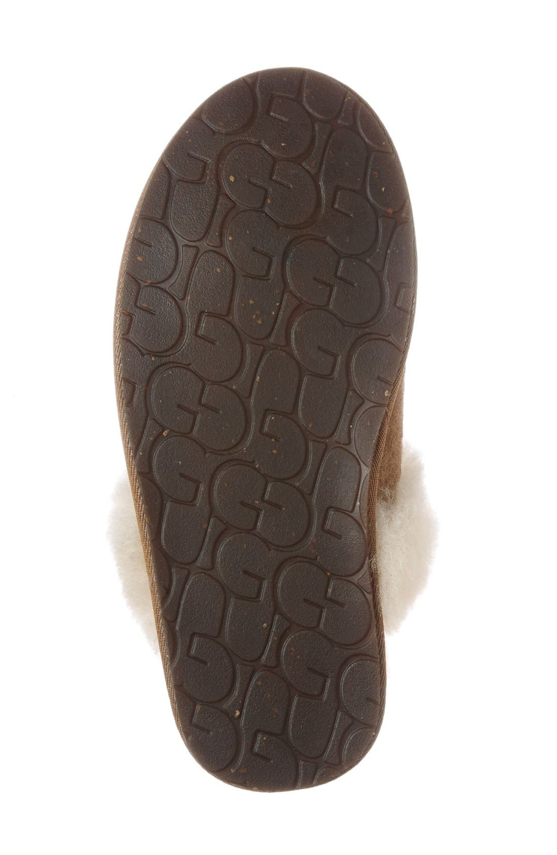 Alternate Image 4  - UGG® Scuffette II Slipper (Women)