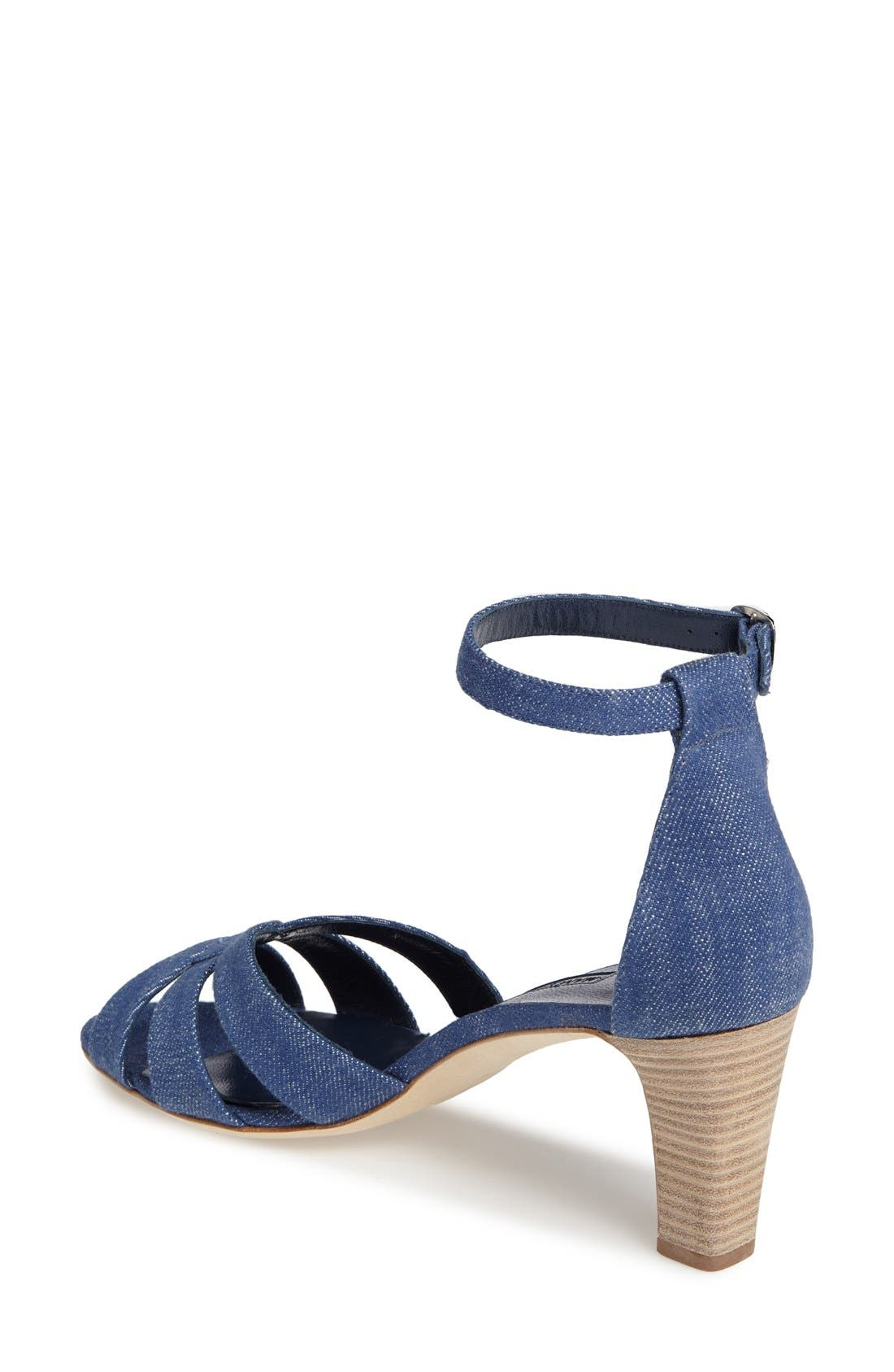 Alternate Image 2  - Manolo Blahnik Unista Sandal (Women)