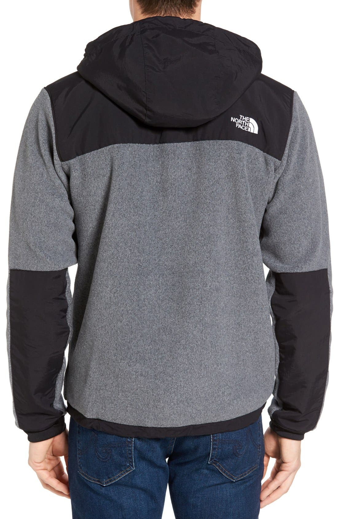 Alternate Image 2  - The North Face Denali 2 Fleece Hoodie