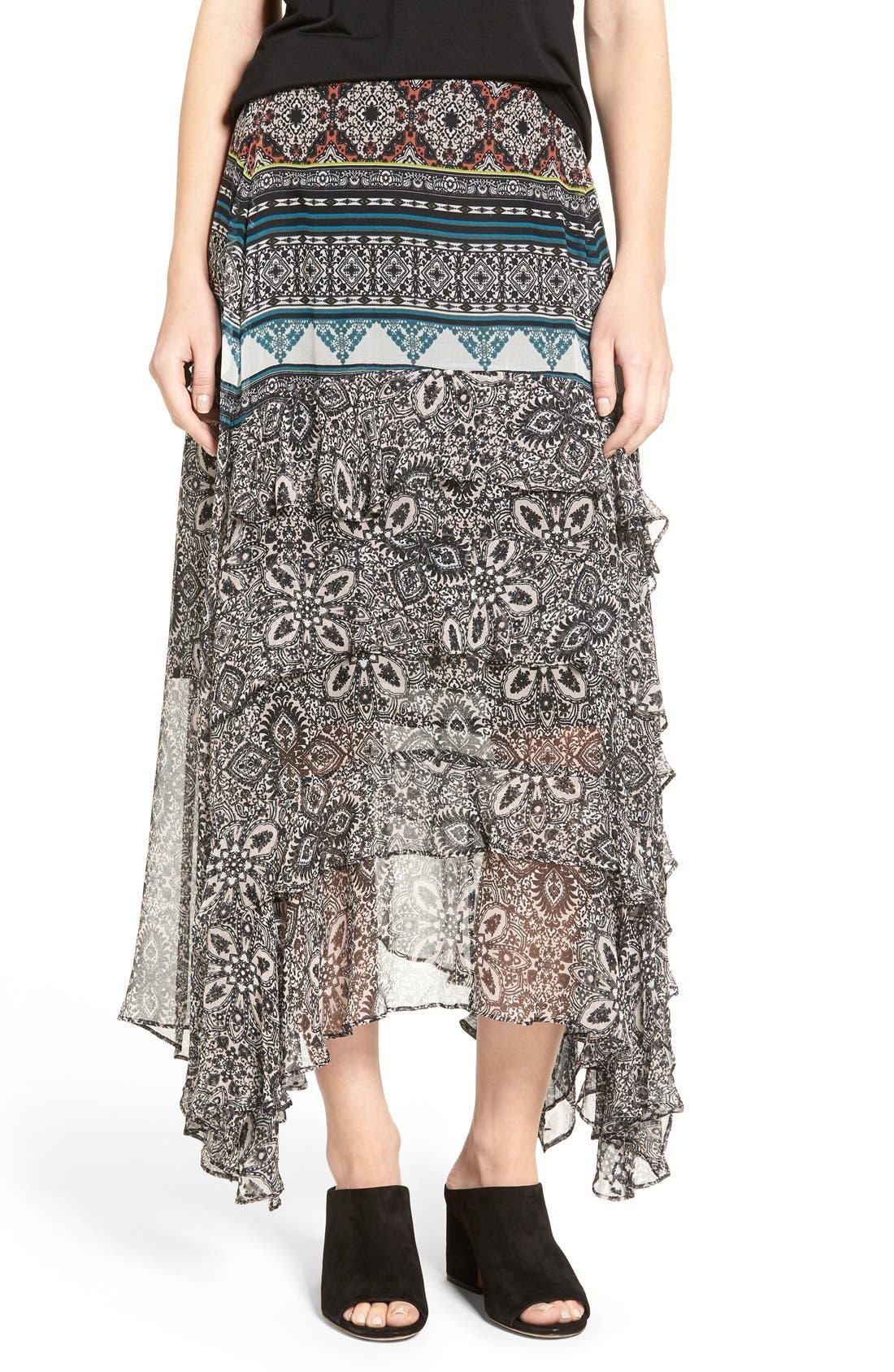 Alternate Image 1 Selected - Ella Moss Jacinda Skirt