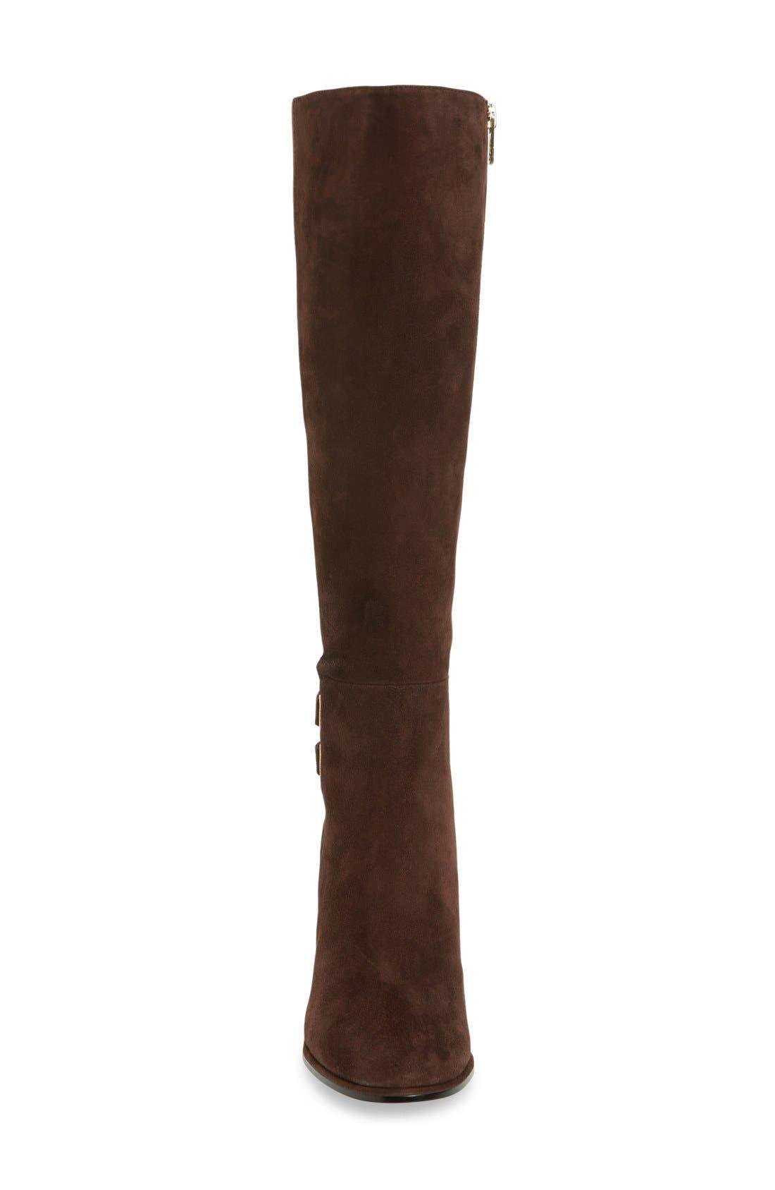Alternate Image 3  - Calvin Klein Camie Water Resistant Knee High Boot (Women)