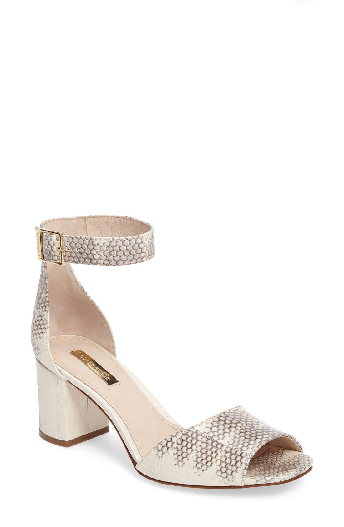 Louise et Cie Karisa Ankle Cuff Sandal (Women)