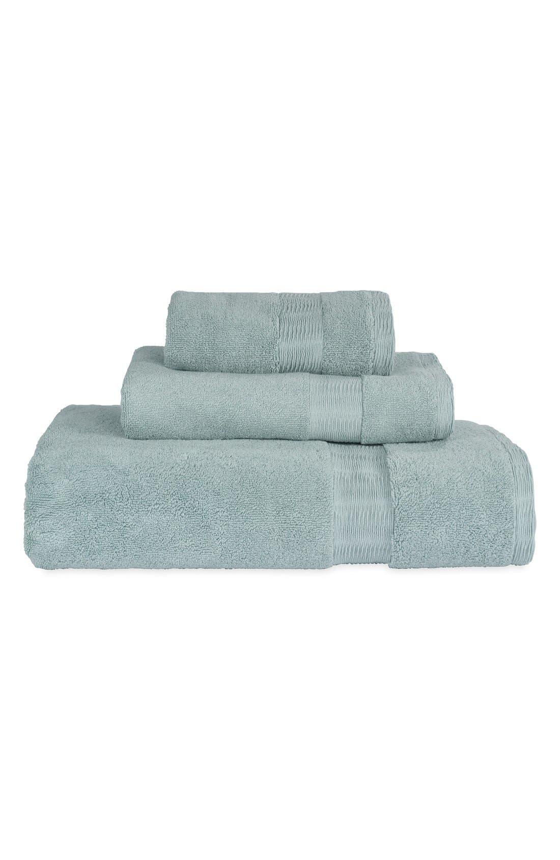 Mercer Wash Towel,                             Alternate thumbnail 2, color,                             Mist