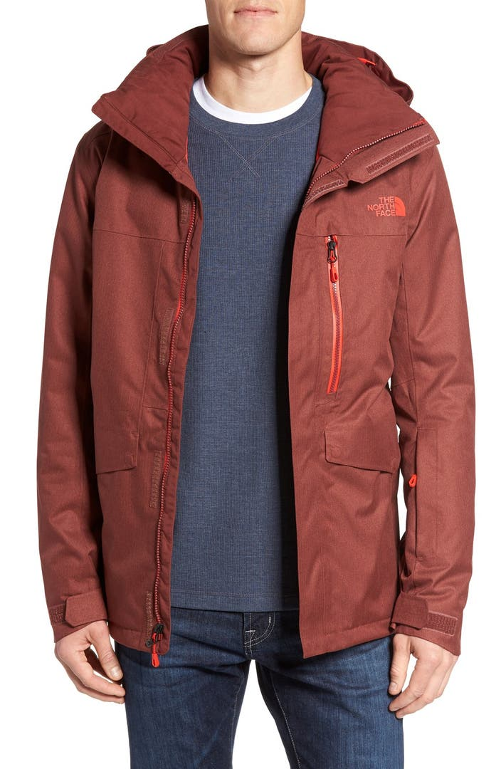 The north face gatekeeper waterproof jacket nordstrom