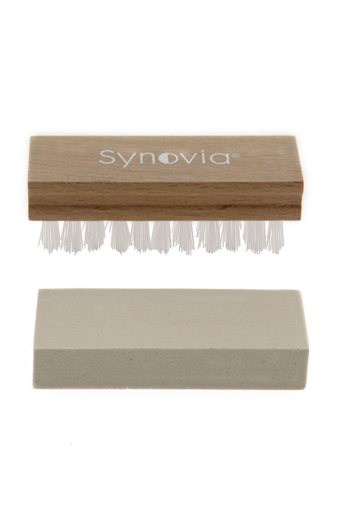Alternate Image 1 Selected - Synovia Suede & Nubuck Kit