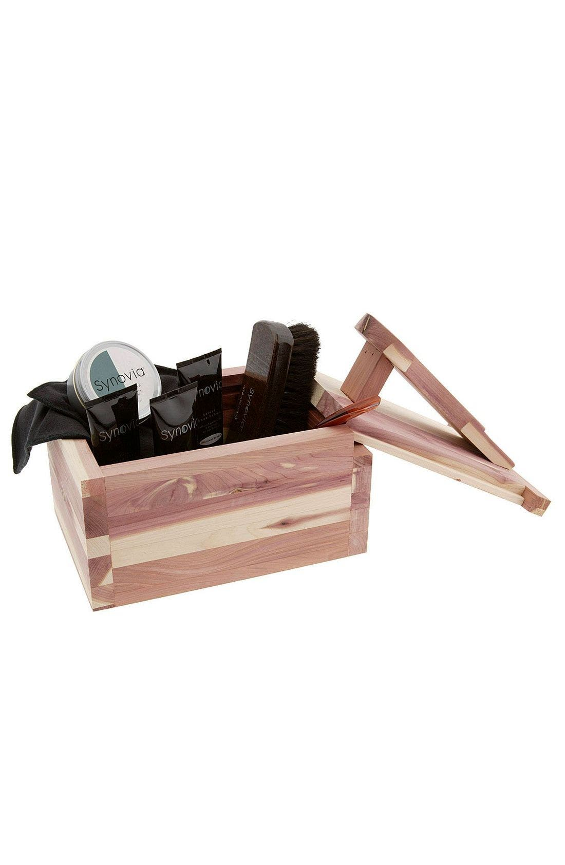 Cedar Shoe Valet,                             Main thumbnail 1, color,                             Cedar