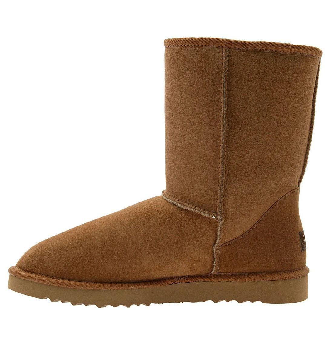 Alternate Image 2  - UGG® Classic Short Boot (Men)