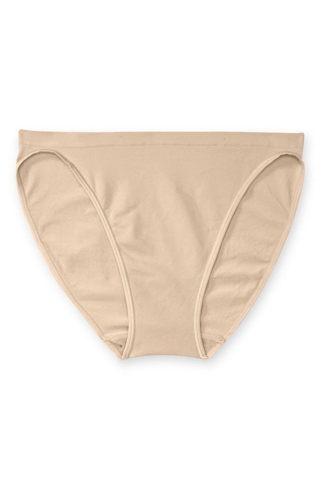 Alternate Image 3  - Shimera Seamless Bikini Panties (Online Only)