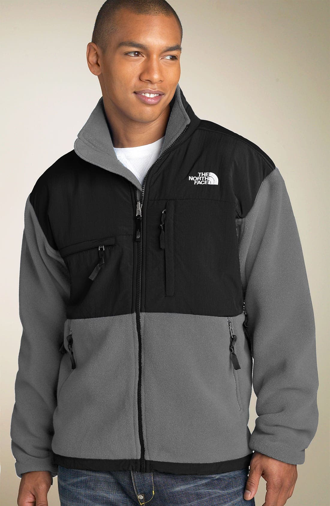 Alternate Image 1 Selected - The North Face 'Denali' Recycled Fleece Jacket