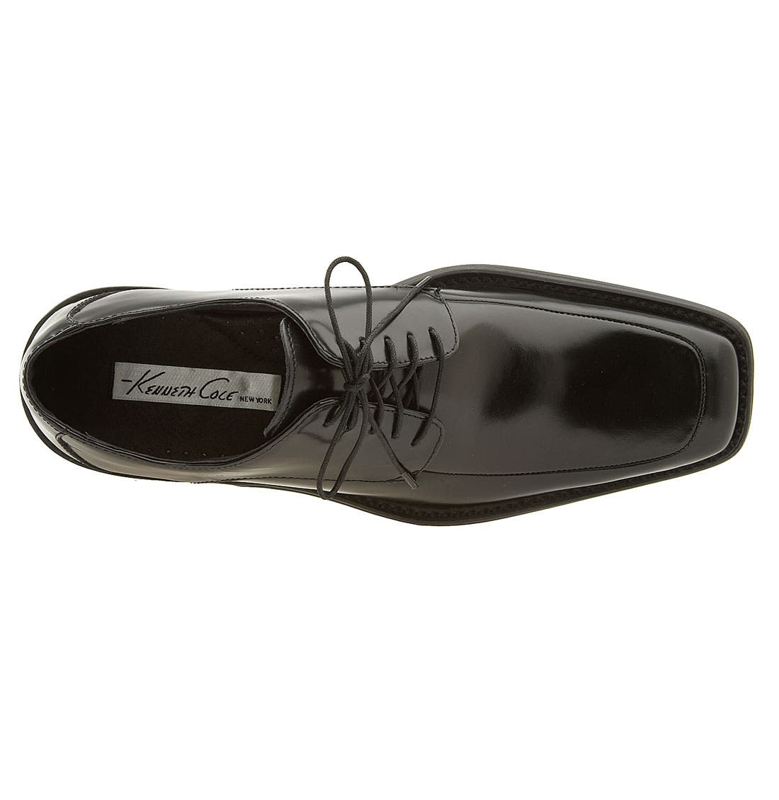 Alternate Image 3  - Kenneth Cole New York 'Town Hall' Apron Toe Oxford (Online Only)