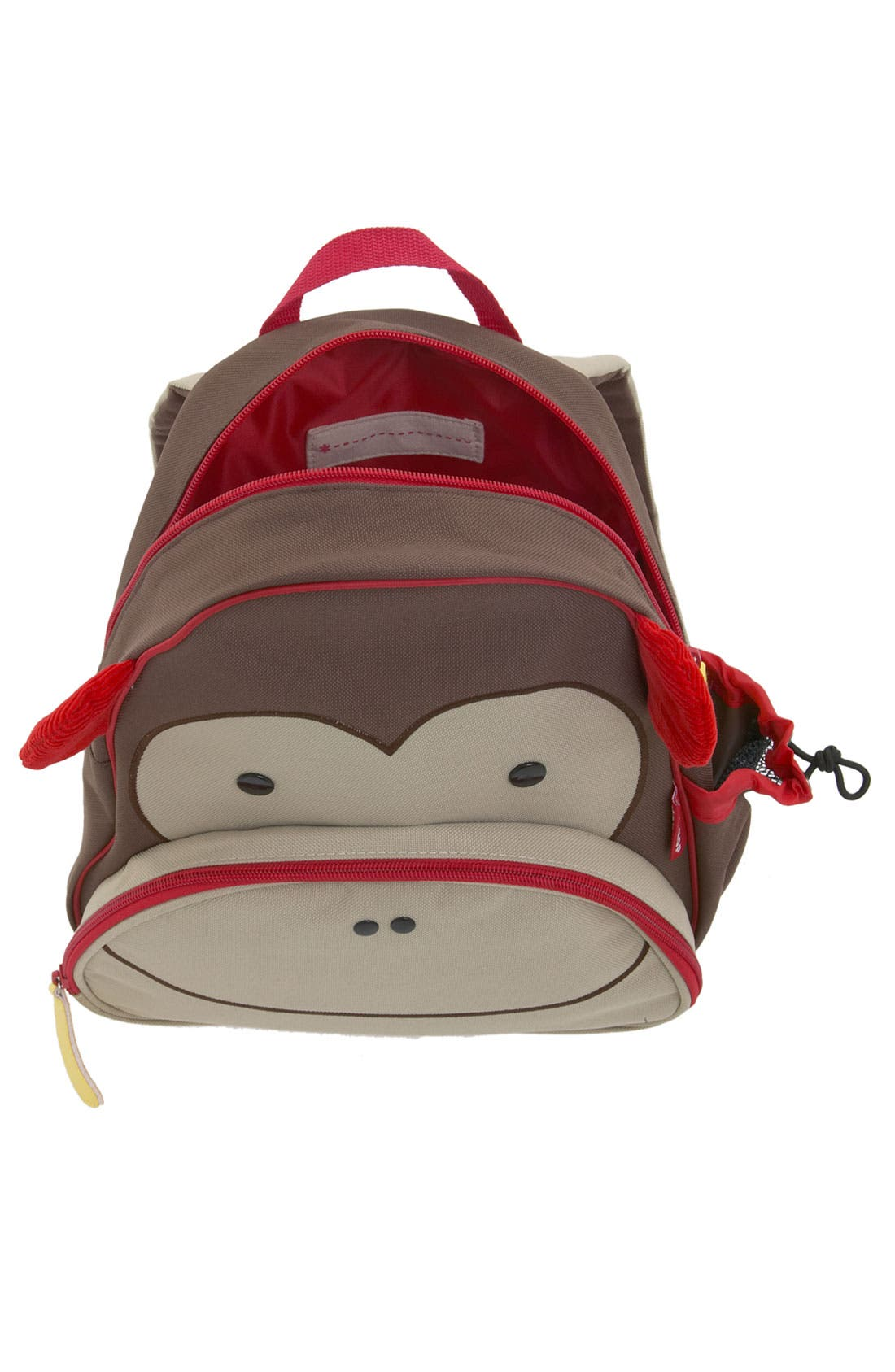 Zoo Pack Backpack,                             Alternate thumbnail 3, color,                             Brown