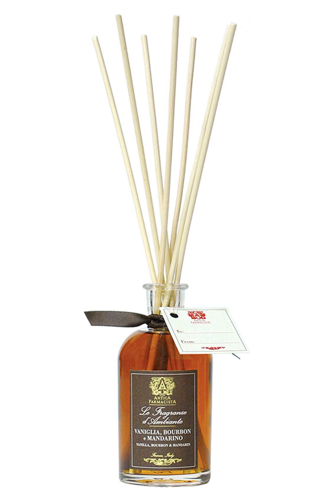 Vanilla, Bourbon & Mandarin Home Ambiance Perfume,                         Main,                         color,