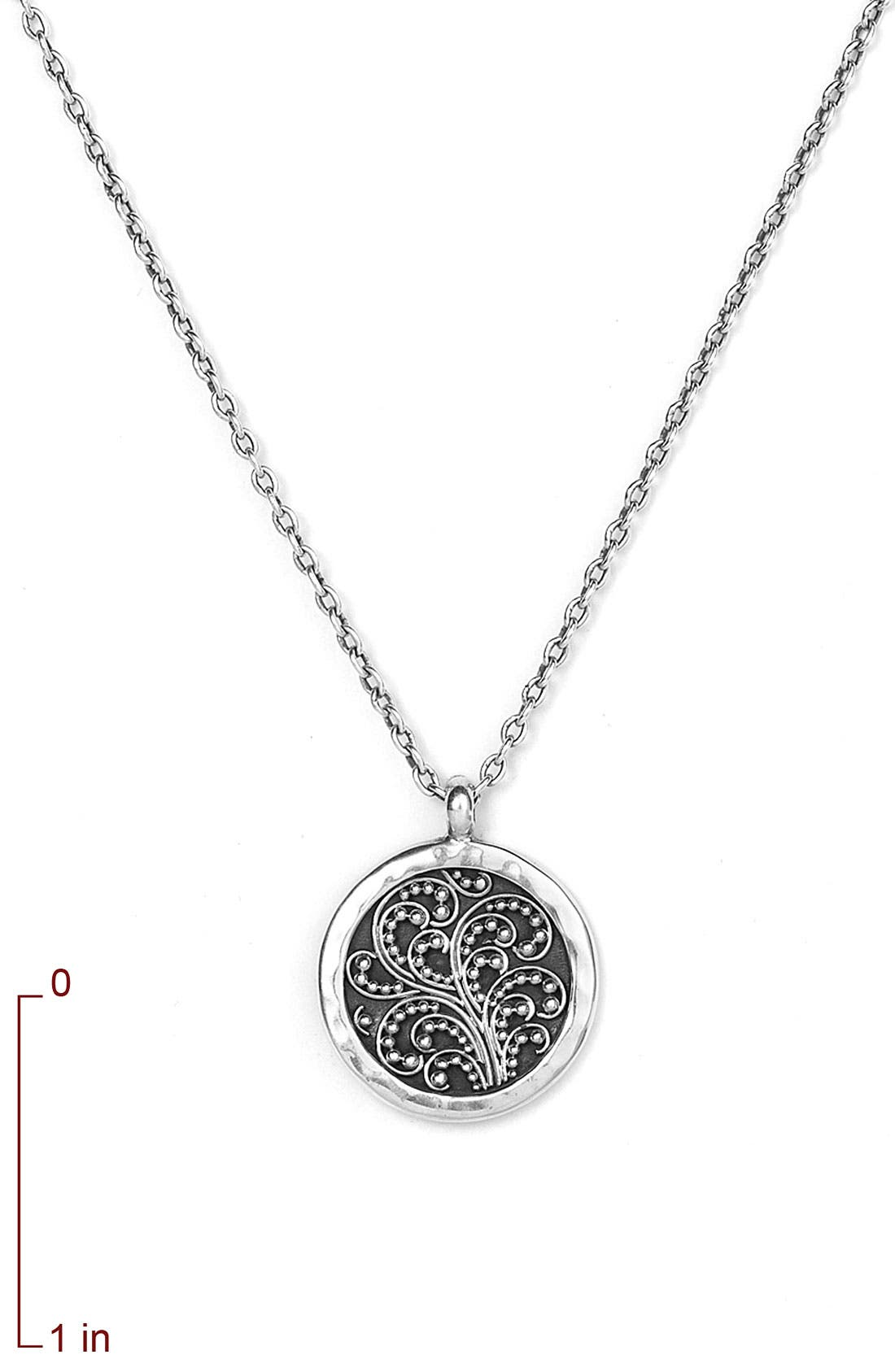 Alternate Image 3  - Lois Hill Reversible Pendant Necklace