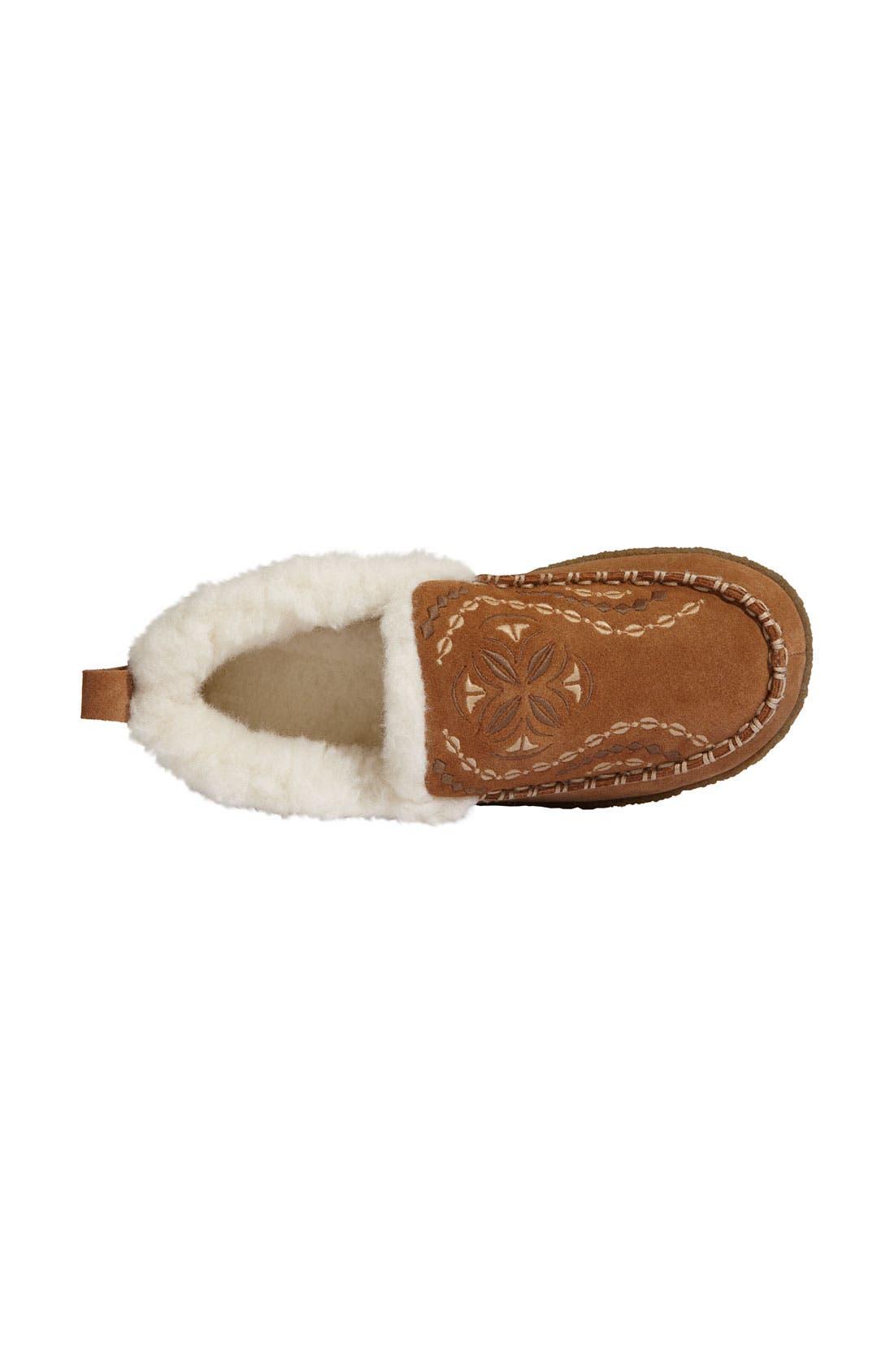 Alternate Image 3  - Acorn 'Mikka' Slipper