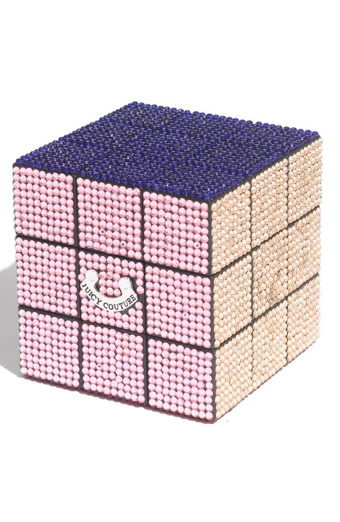 Embellished Puzzle Cube,                         Main,                         color, Multi