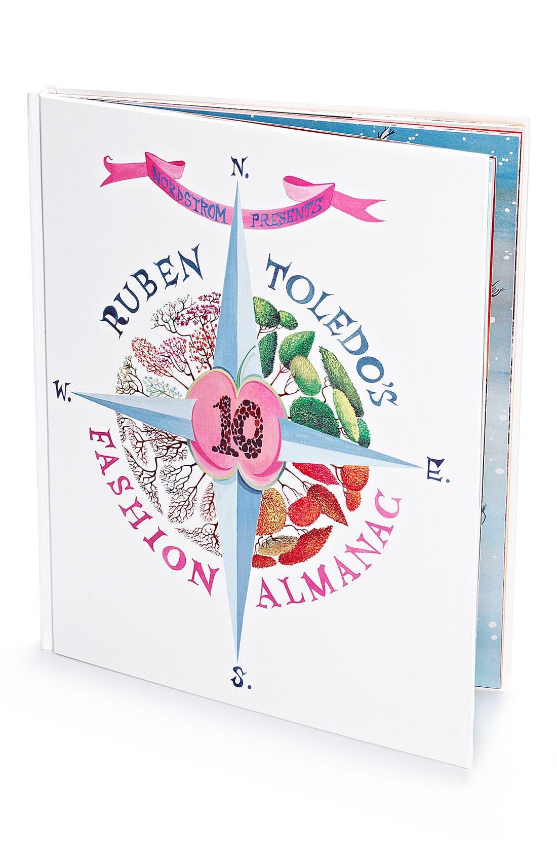 Main Image - Ruben Toledo's Fashion Almanac Book (Nordstrom Exclusive)