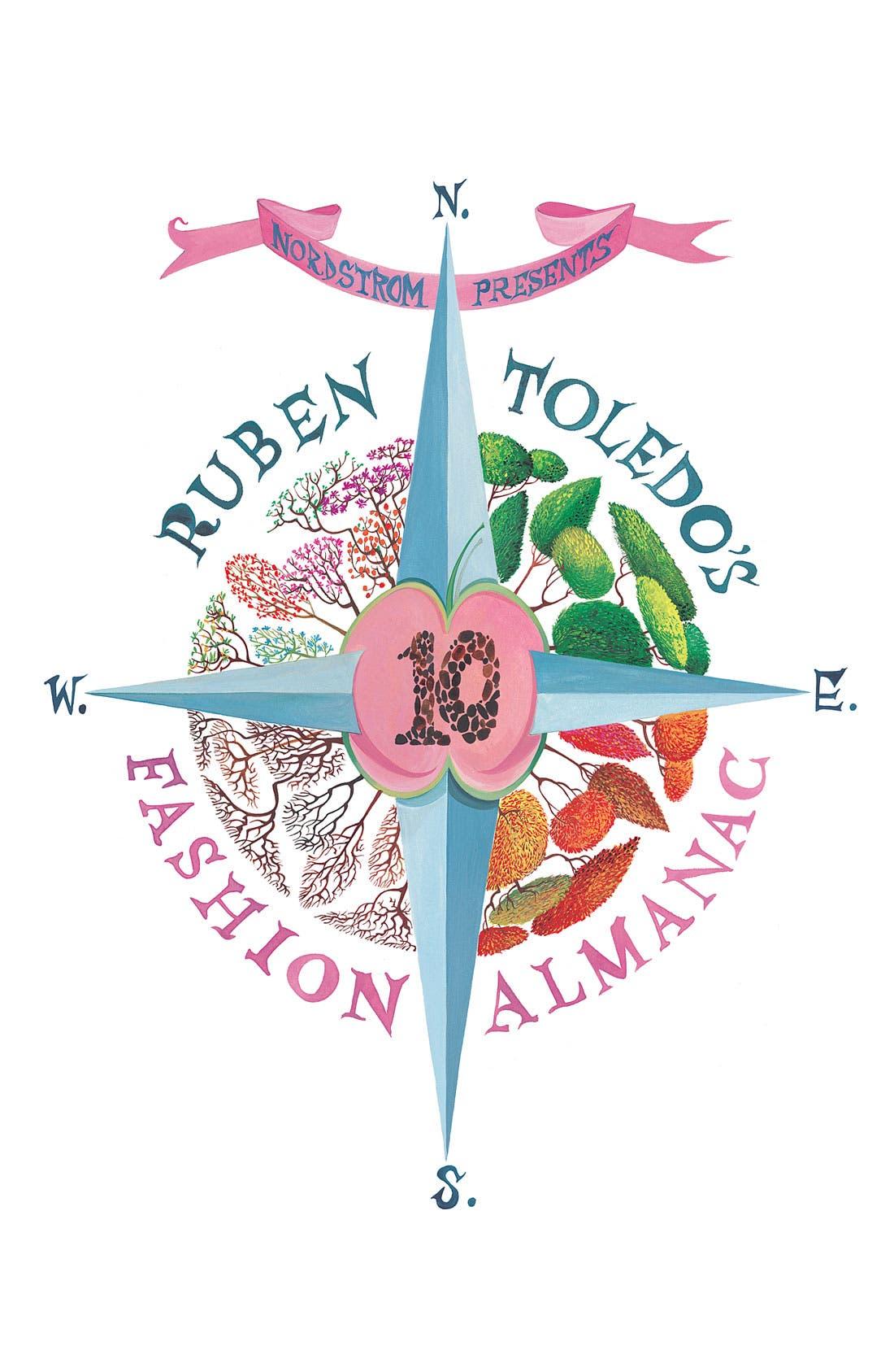Alternate Image 2  - Ruben Toledo's Fashion Almanac Book (Nordstrom Exclusive)