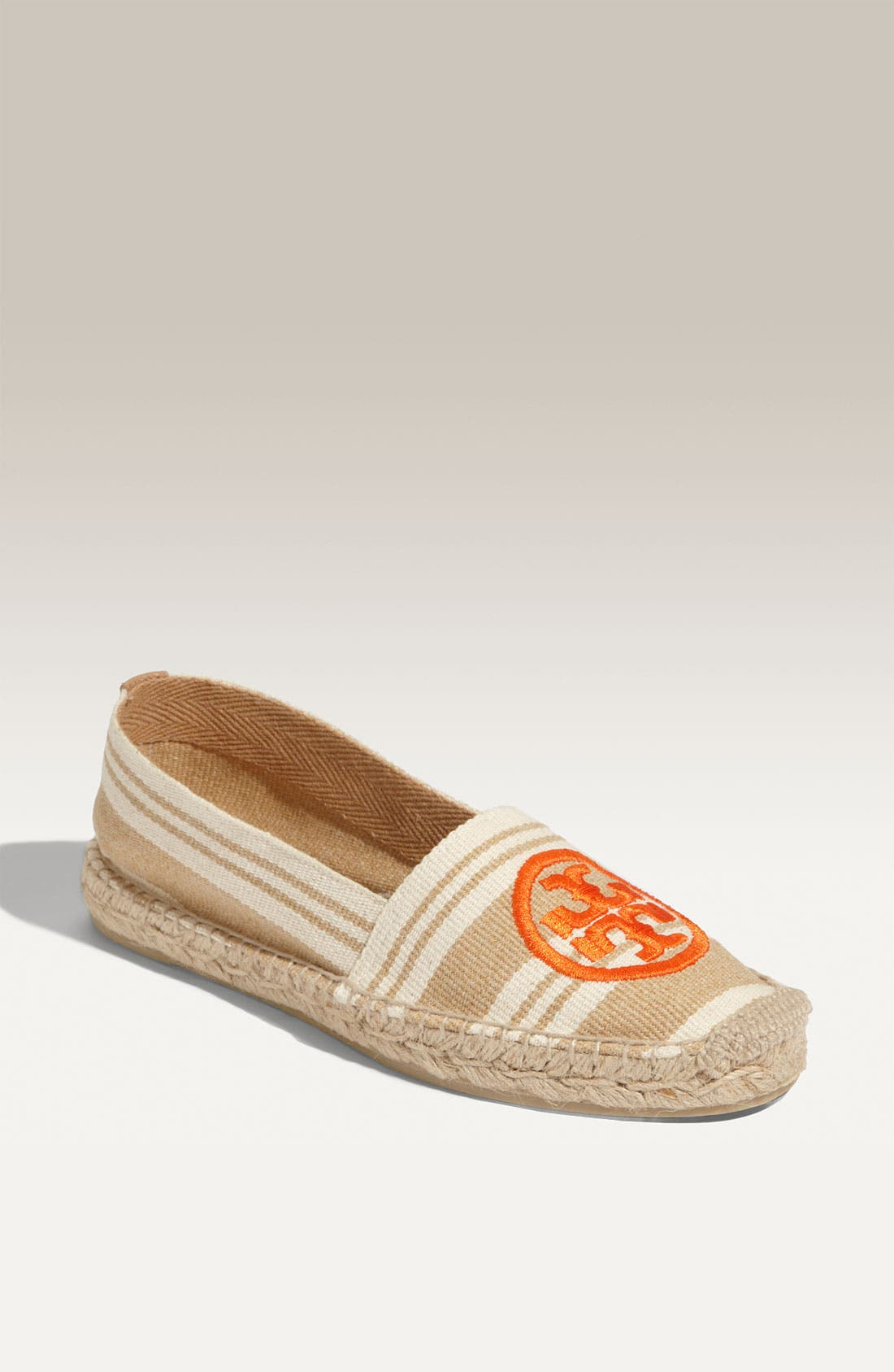 Alternate Image 1 Selected - Tory Burch Stripe Espadrille