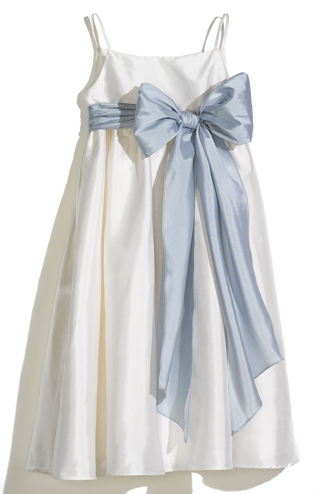 Us Angels A-Line Dress with Sash (Toddler Girls, Little Girls & Big Girls)