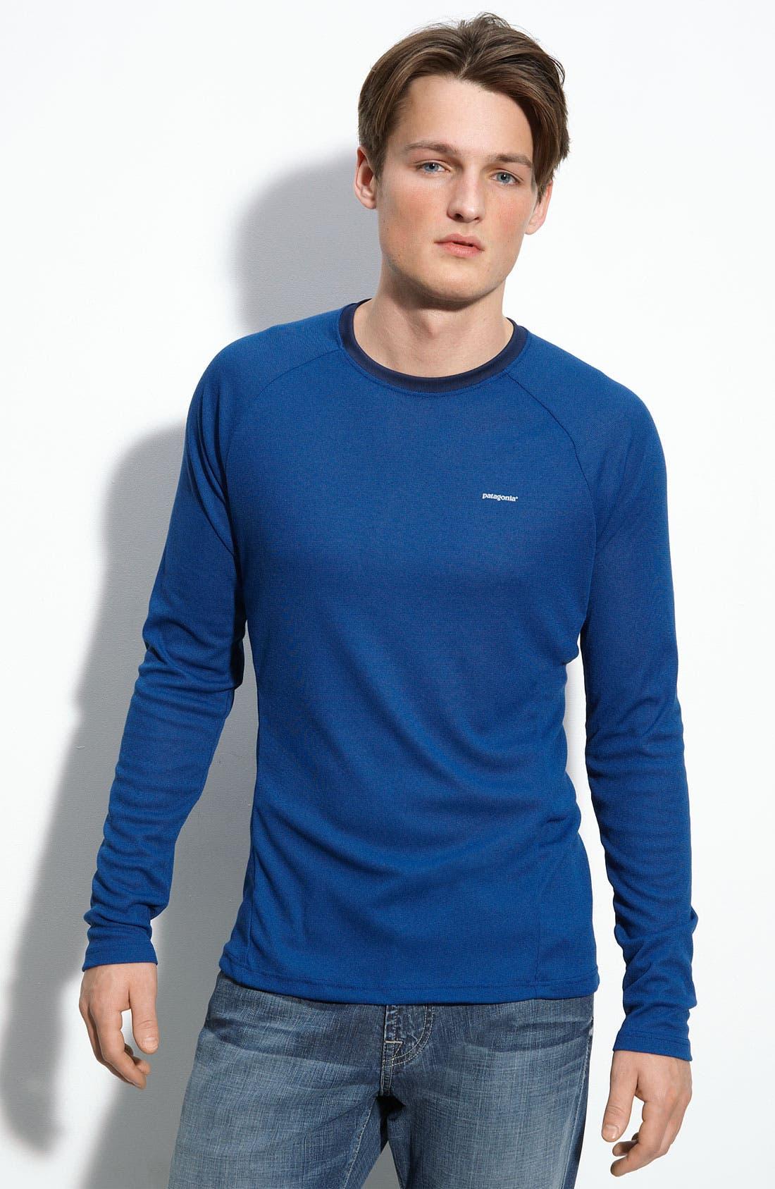 Alternate Image 1 Selected - Patagonia 'Capilene® 2' Long Sleeve T-Shirt