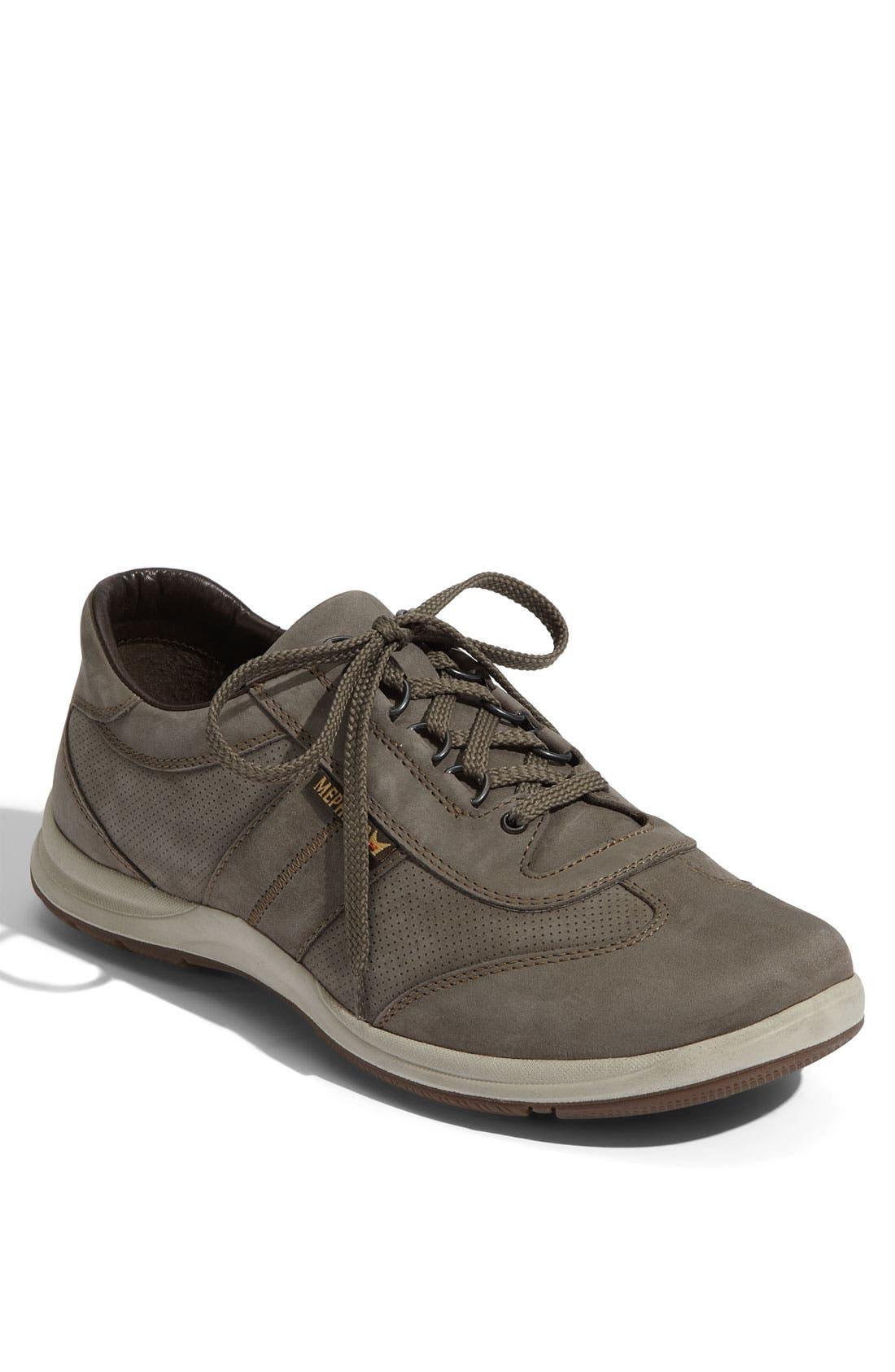 Alternate Image 1 Selected - Mephisto 'Hike' Perforated Walking Shoe (Men)