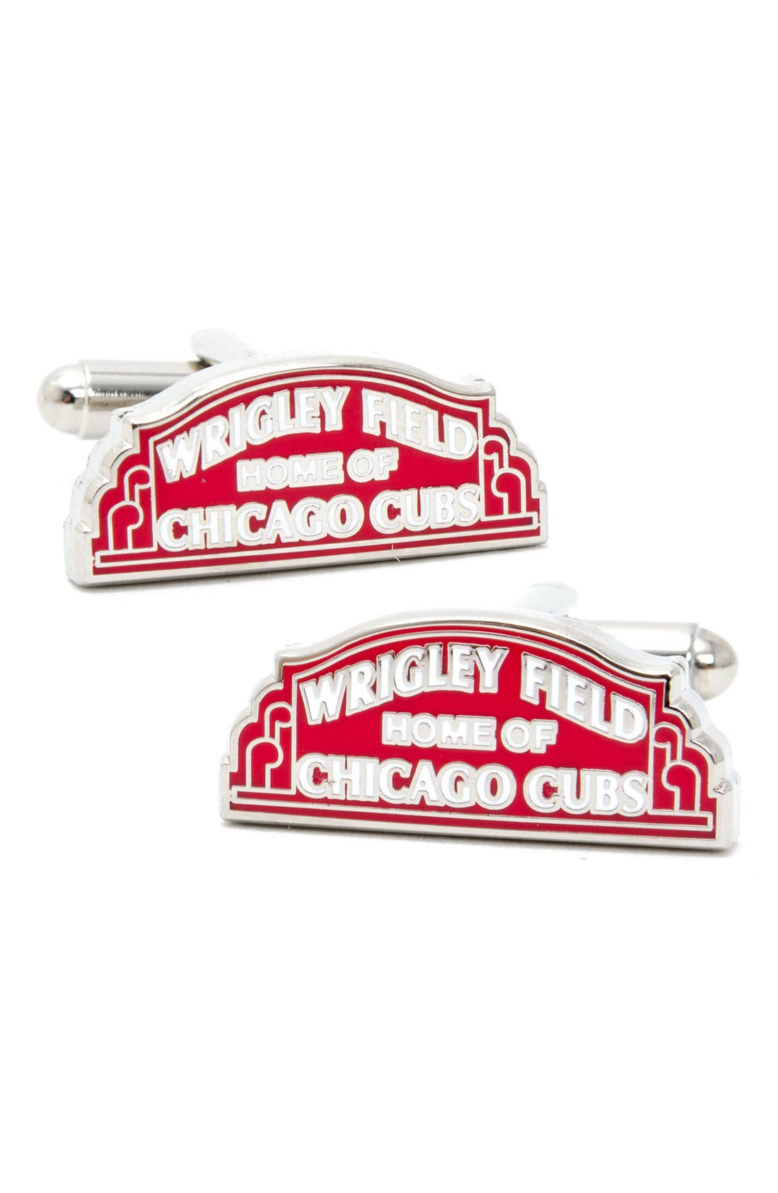 Main Image - Cufflinks, Inc. 'Wrigley Field' Cuff Links