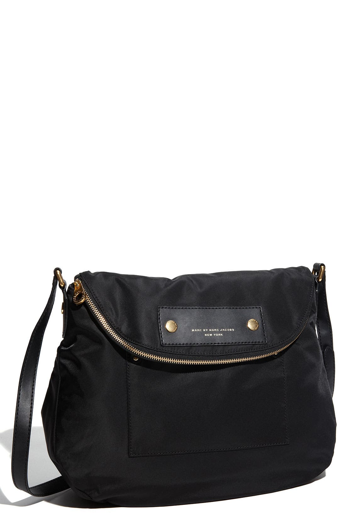 Main Image - MARC BY MARC JACOBS 'Preppy Nylon Sasha' Crossbody Bag
