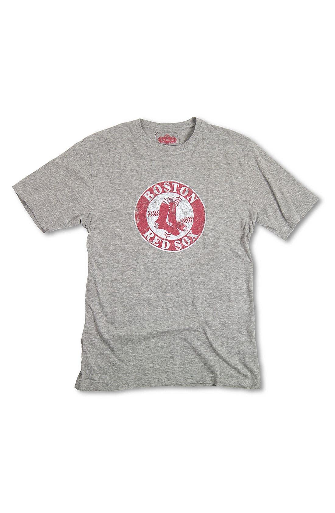 Main Image - Red Jacket 'Boston Red Sox' Trim Fit T-Shirt (Men)
