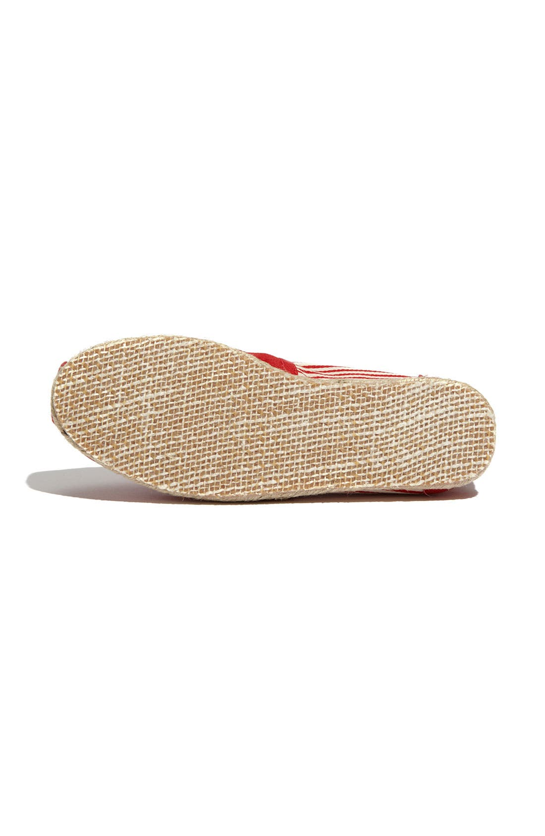 Alternate Image 4  - TOMS 'Classic - University' Slip-On (Women)