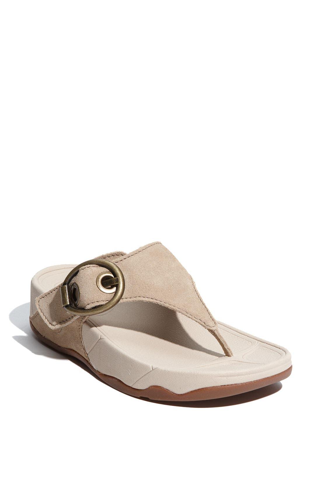 Alternate Image 1 Selected - FitFlop 'Hooper' Sandal