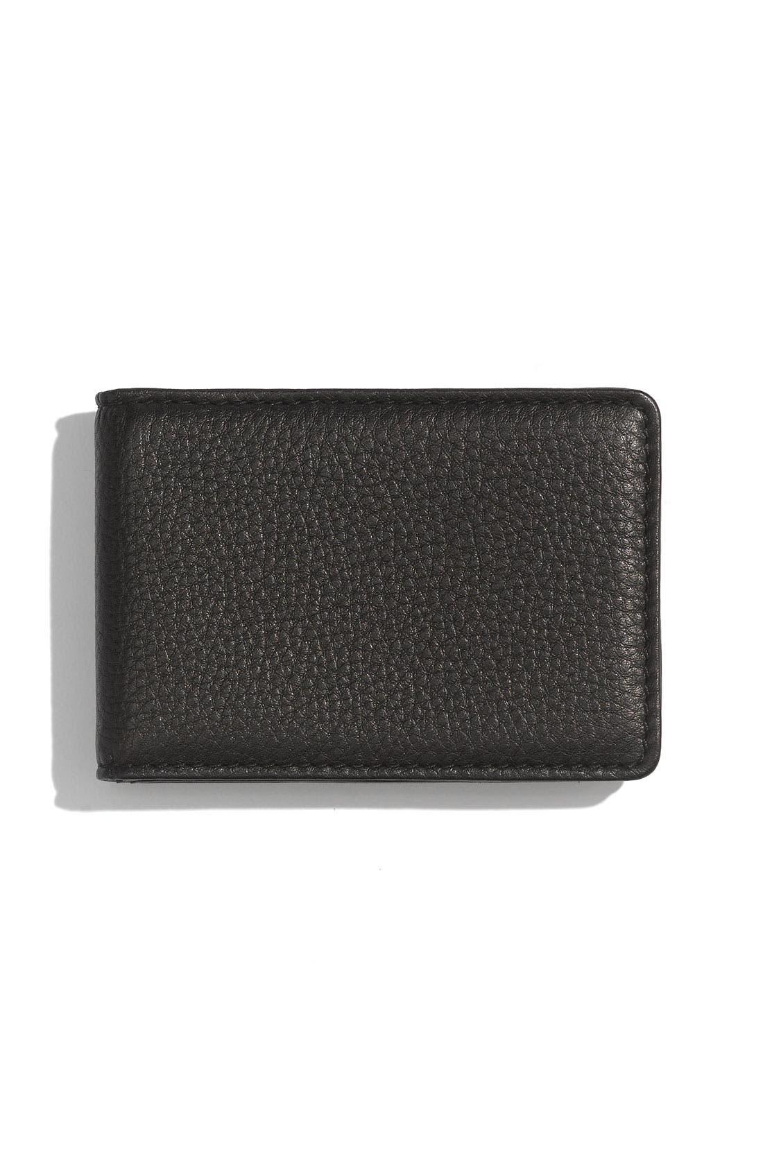 Alternate Image 2  - Bosca Leather ID Wallet