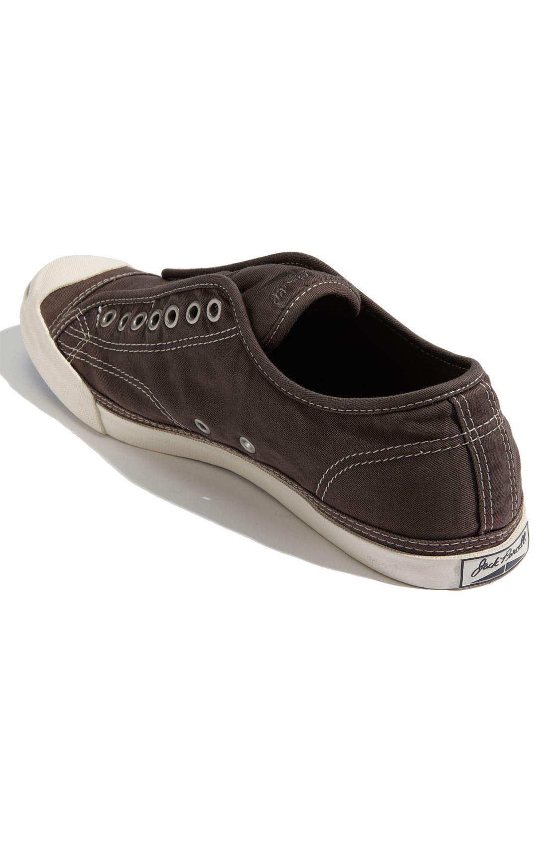 Alternate Image 2  - Converse 'Jack Purcell LP' Slip-On Sneaker (Men)