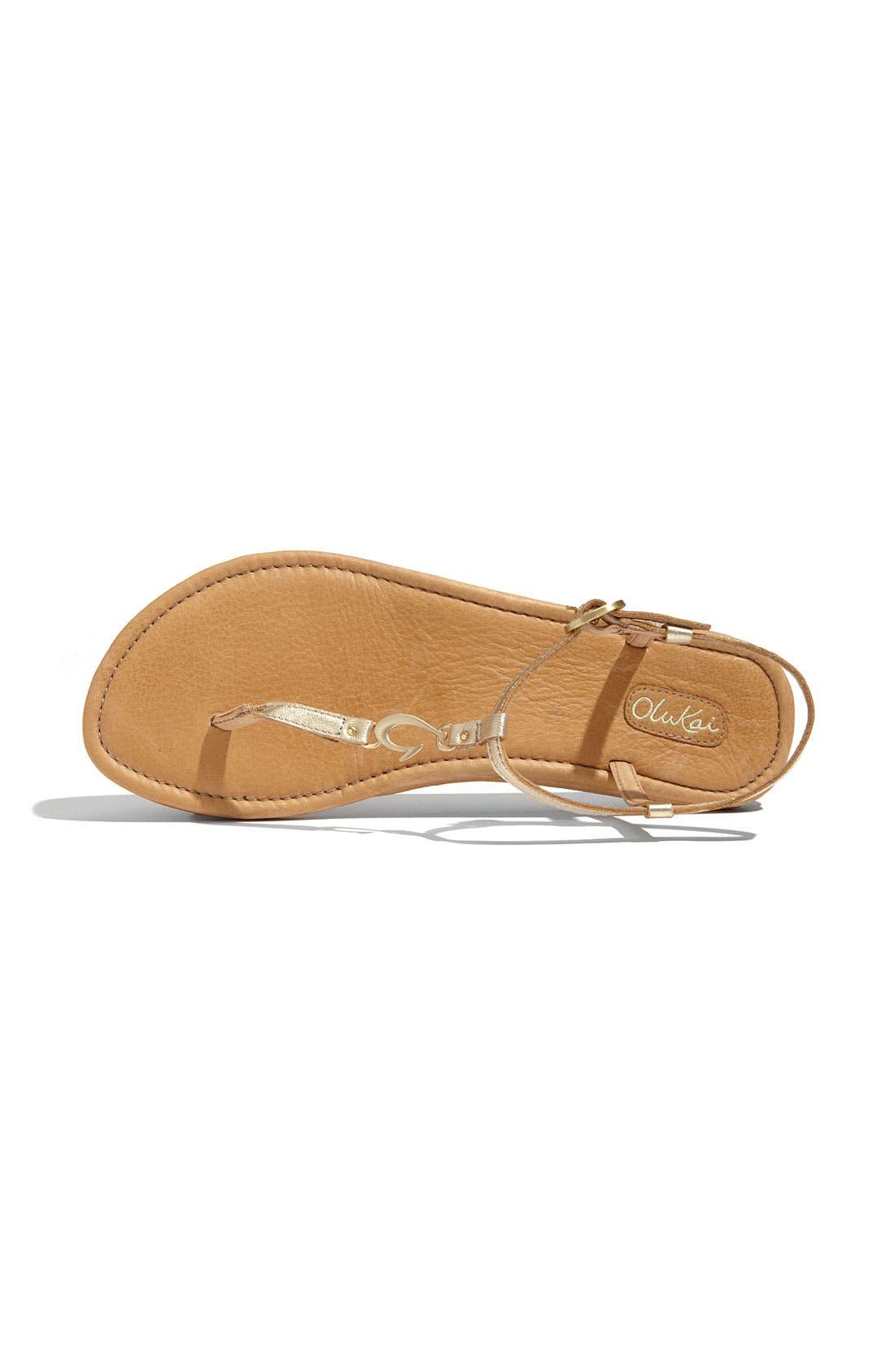 Alternate Image 3  - OluKai 'Olu'Olu' Thong Sandal