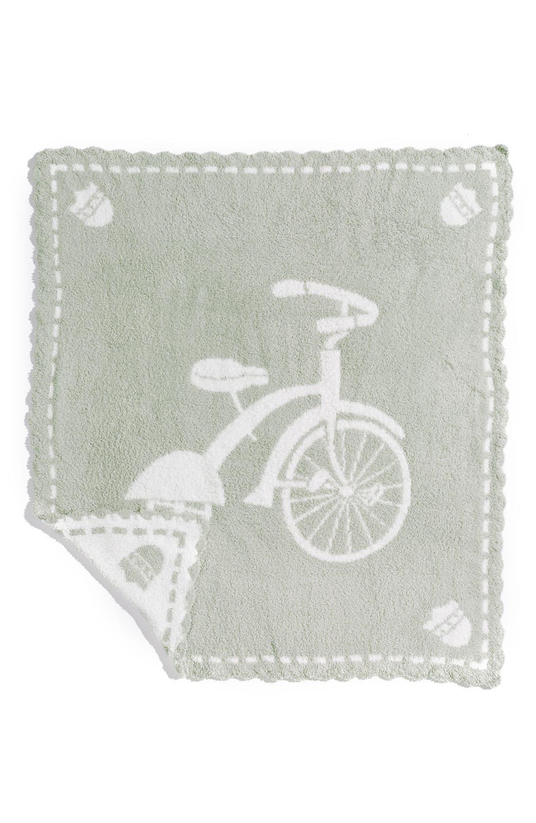 Alternate Image 1 Selected - Barefoot Dreams® Receiving Blanket