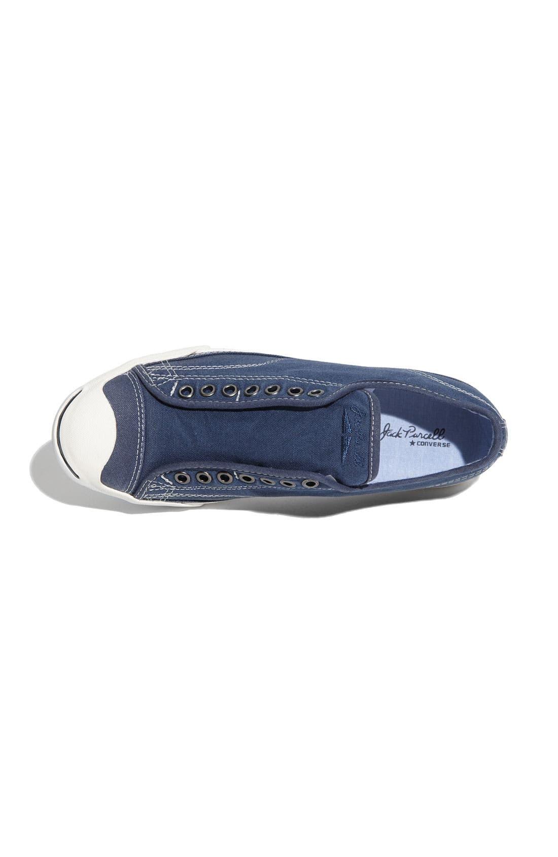 Alternate Image 3  - Converse 'Jack Purcell' Slip-On Sneaker (Women)