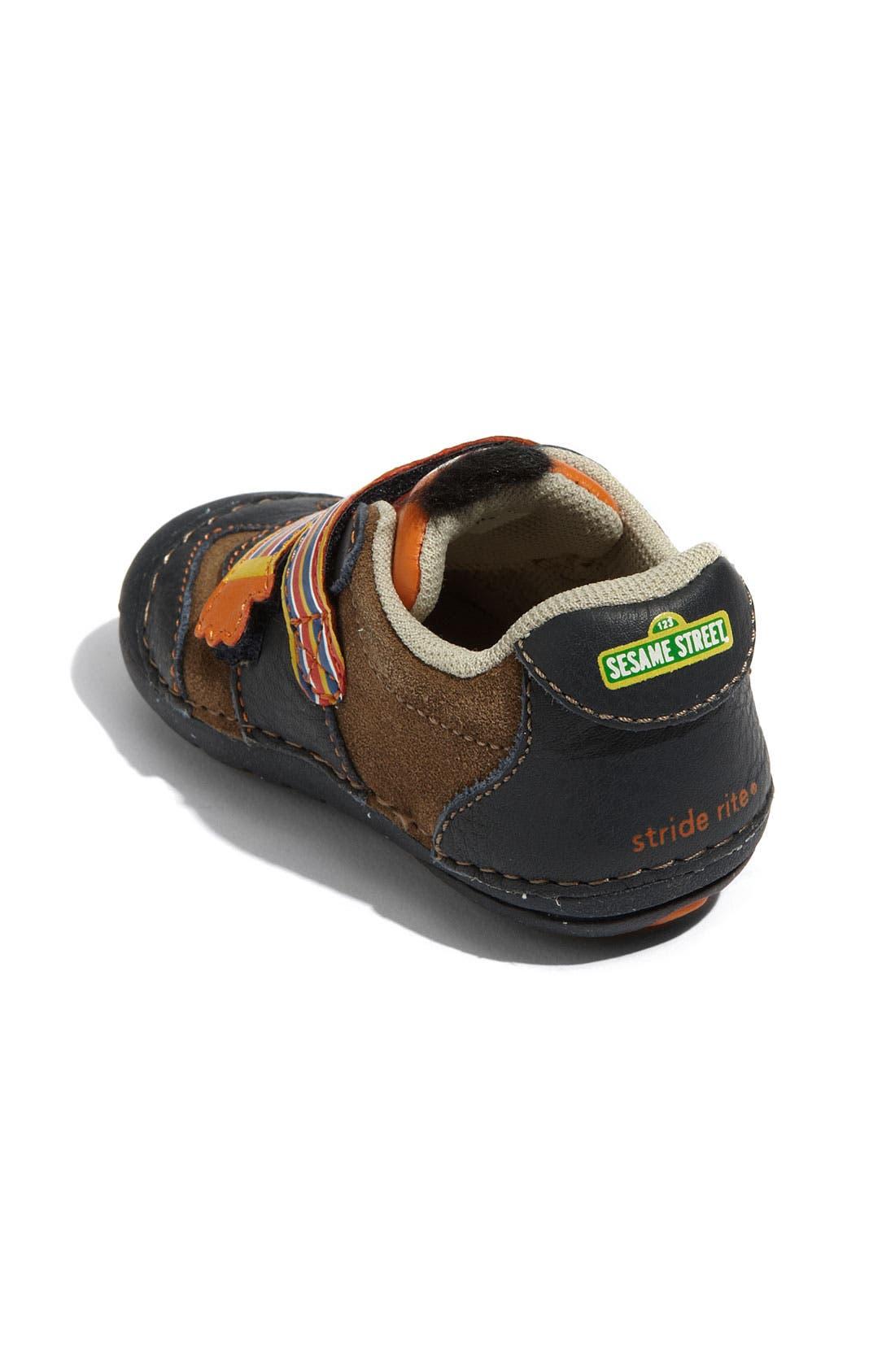 Alternate Image 2  - Stride Rite 'Sesame Street® - Ernie' Sneaker (Baby & Walker)