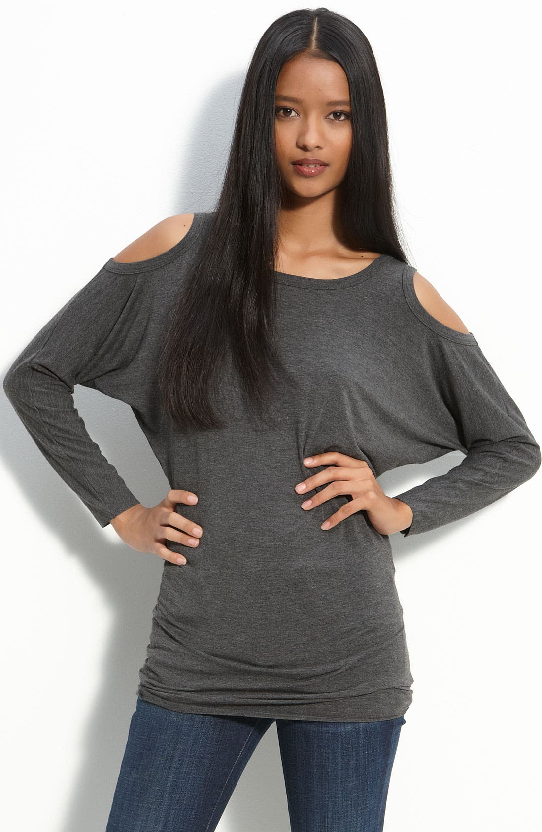 Alternate Image 1 Selected - Bailey 44 'Solid Half Time' Top