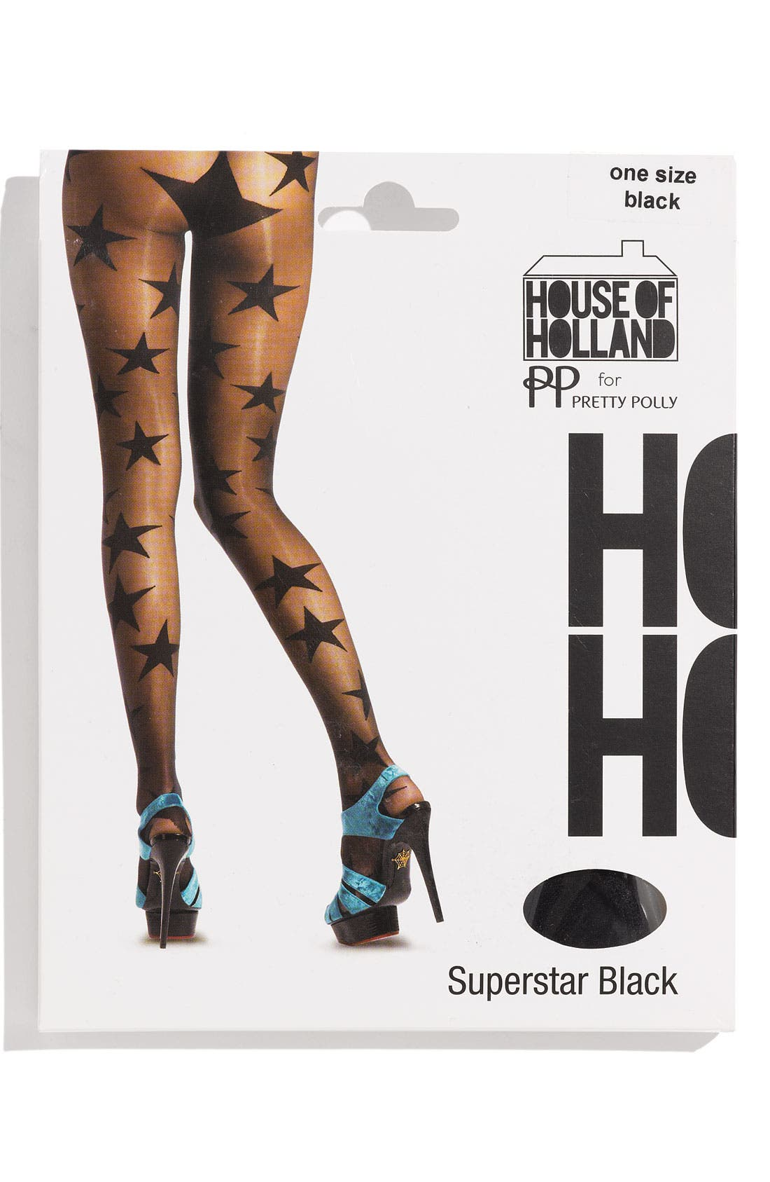 Alternate Image 2  - Pretty Polly 'House of Holland Superstar' Tights