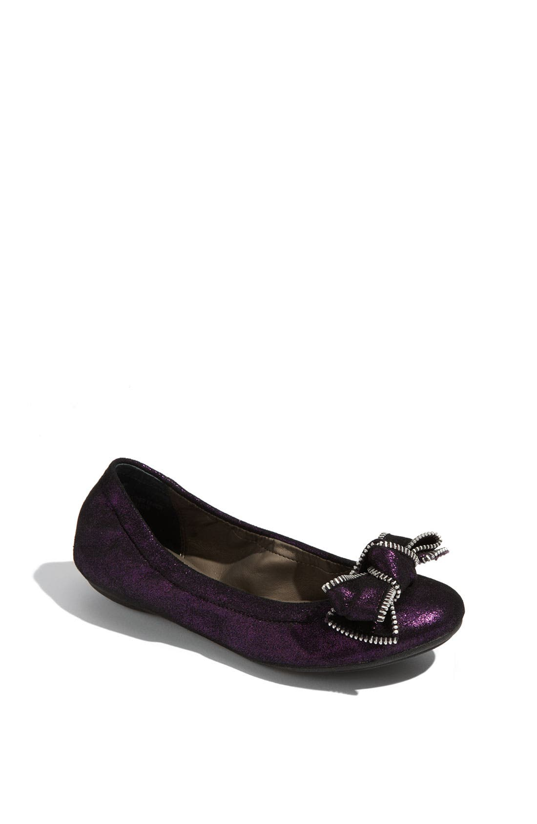 Alternate Image 1 Selected - Nordstrom 'Tessa' Flat (Walker, Toddler, Little Kid & Big Kid)