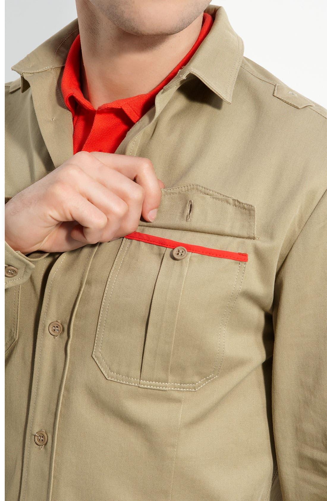 Alternate Image 2  - Orlebar Brown 'Dexter' Shirt Jacket