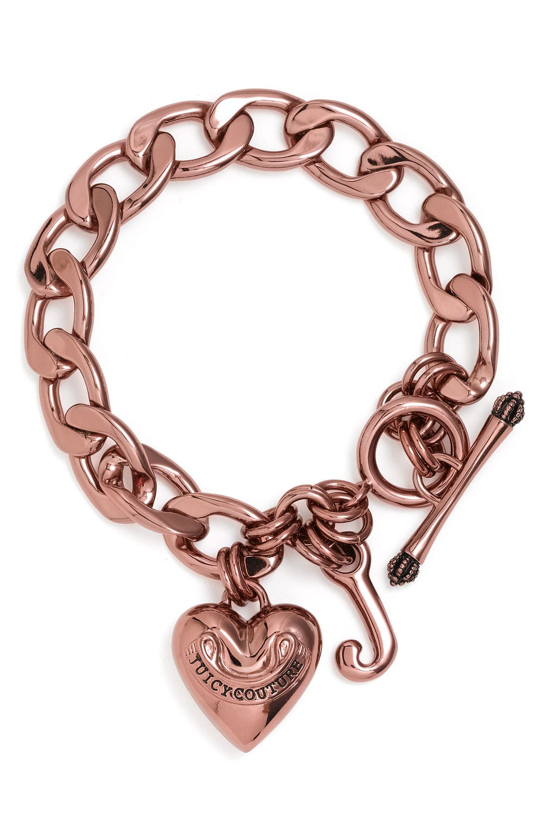 Alternate Image 1 Selected - Juicy Couture 'Dreaming in Color' Starter Charm Bracelet