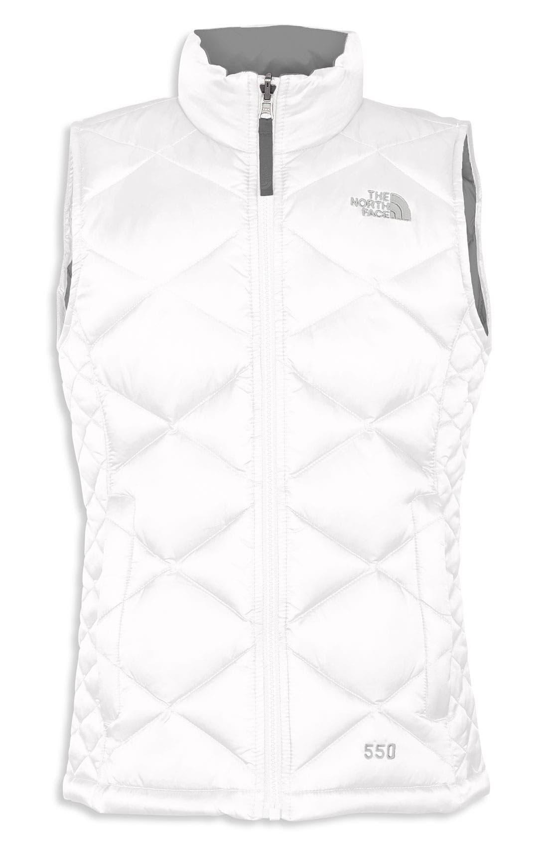 Main Image - The North Face Vest (Big Girls)