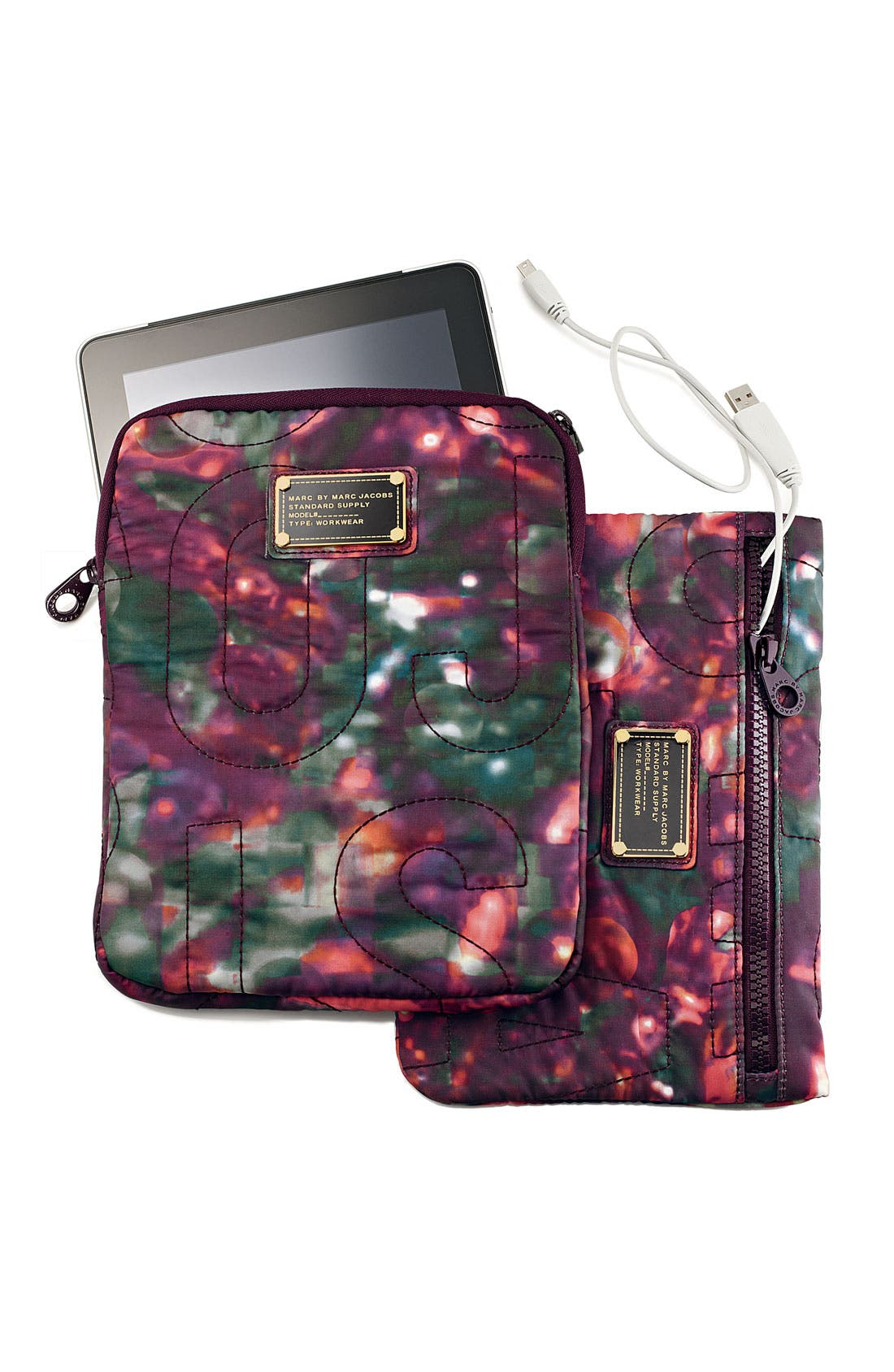 Alternate Image 4  - MARC BY MARC JACOBS 'Pretty Nylon' iPad Case