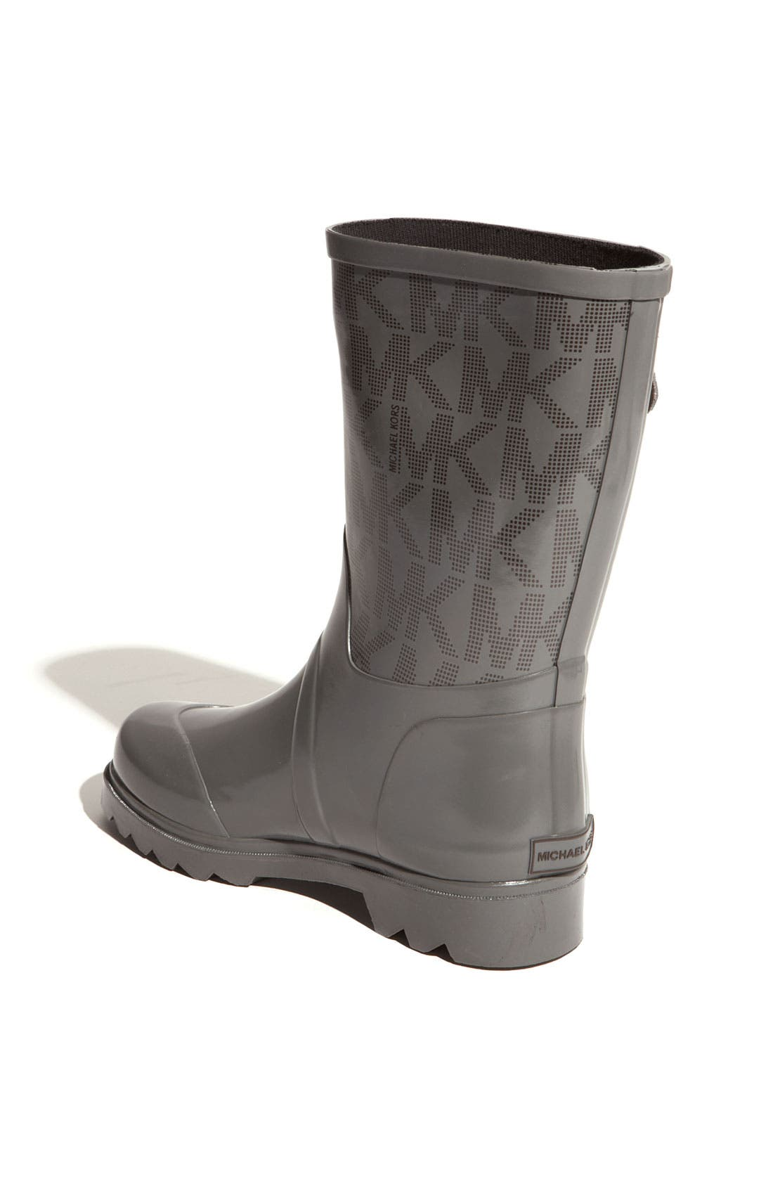Alternate Image 2  - MICHAEL Michael Kors 'Logo - Mid' Rain Boot (Women)