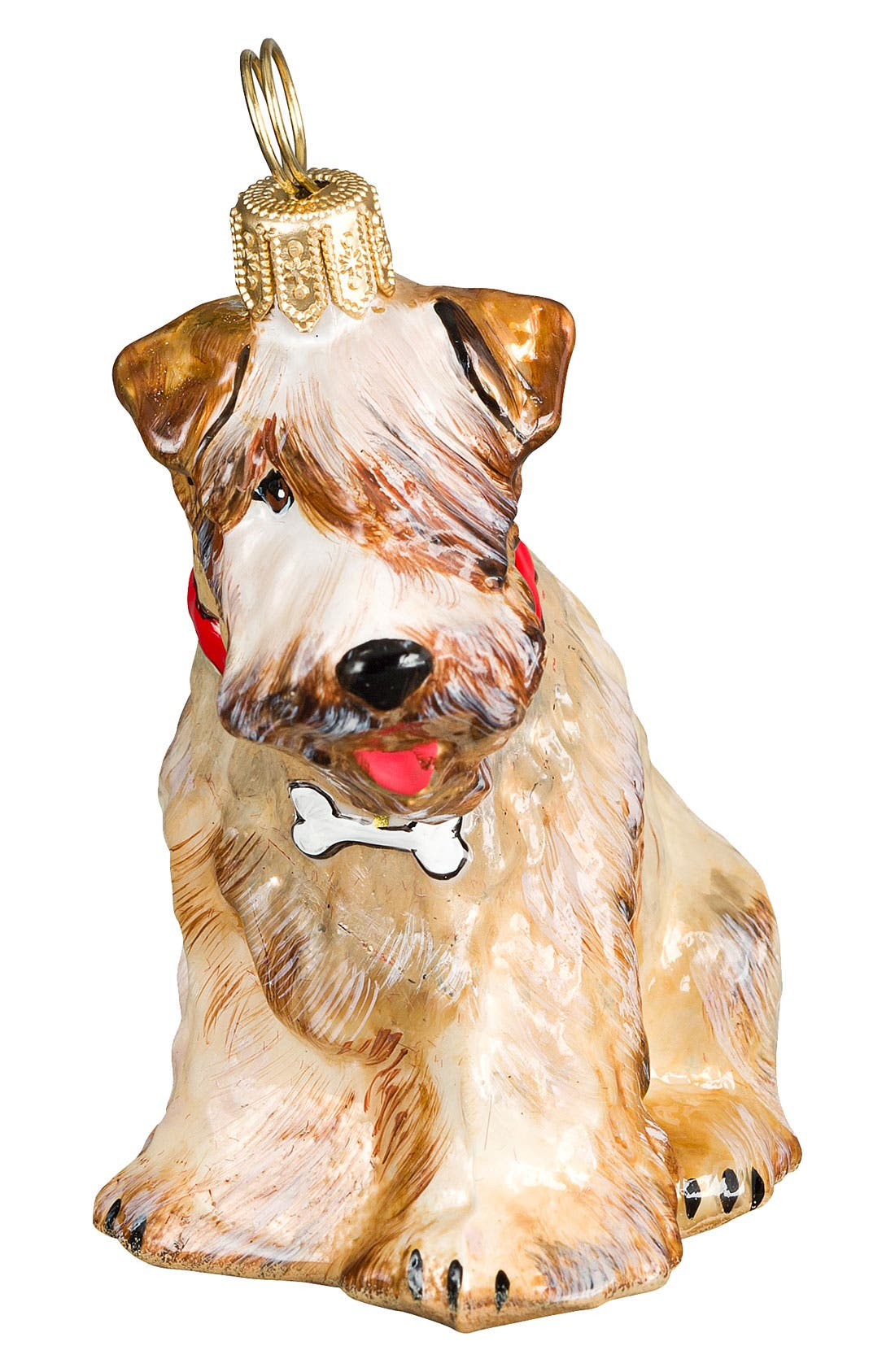 Alternate Image 1 Selected - Joy to the World Collectibles 'Wheaten Terrier' Ornament