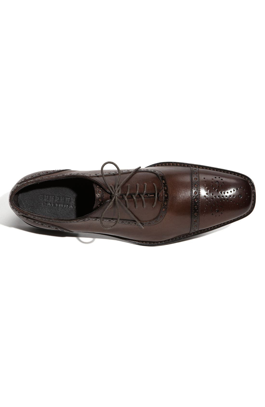 Alternate Image 3  - Calibrate 'Brandon' Cap Toe Oxford