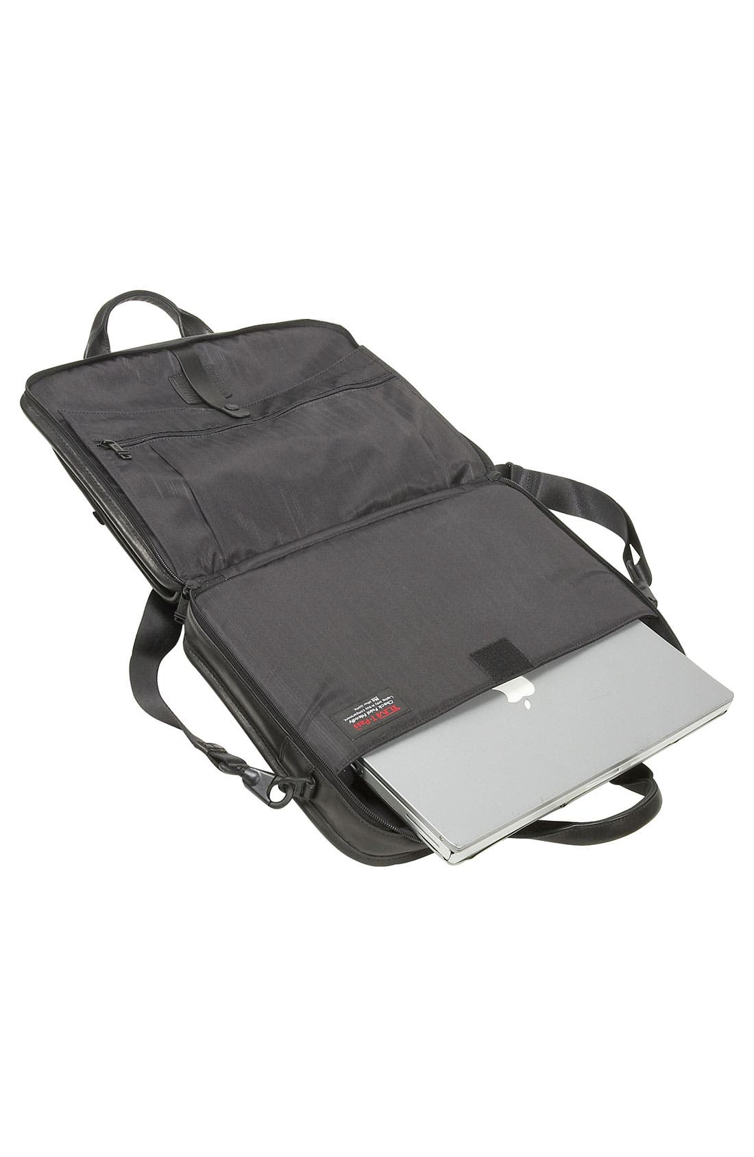 Alternate Image 2  - Tumi 'Alpha T-Pass™' Medium Screen Laptop Slim Leather Briefcase